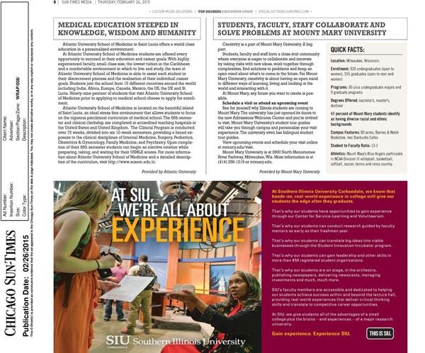 public relations print release
